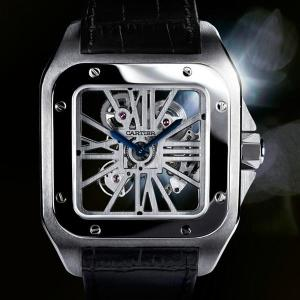 Skeleton Santos Watch