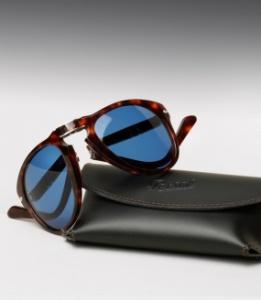 Yep, folding sunglasses...