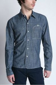 Koto chambray workshirt