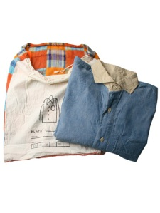 Kato Chambray Shirt