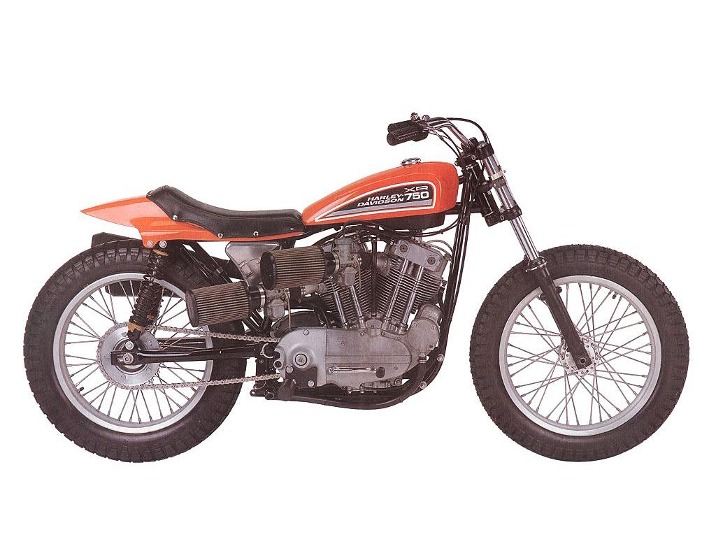 The Harley Davidson Xr 750: Legacy Moto